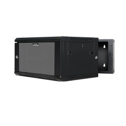 Wall Mount Cabinet 6U 600W x 550D - Hinged