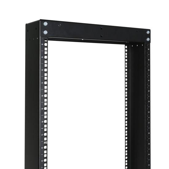 2-Post Open Frame Lab Rack - 45RU