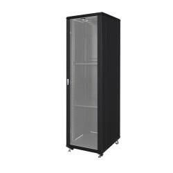 Network Cabinet 42U 600W x 1000D Glass/Solid