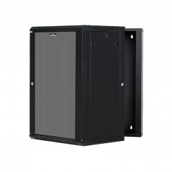 Wall Mount Cabinet 15U 600W x 550D - Hinged