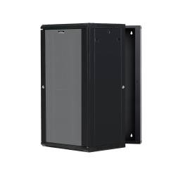 Wall Mount Cabinet 18U 600W x 550D - Hinged