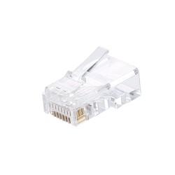 Cat5e Unshielded Plug 50 Pack