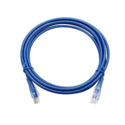 3m Cat6 Unshielded Patch Cable - Blue