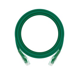 3m Cat6 Unshielded Patch Cable - Green